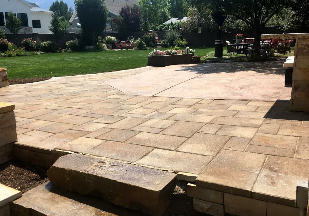 Landscaping Projects Utah